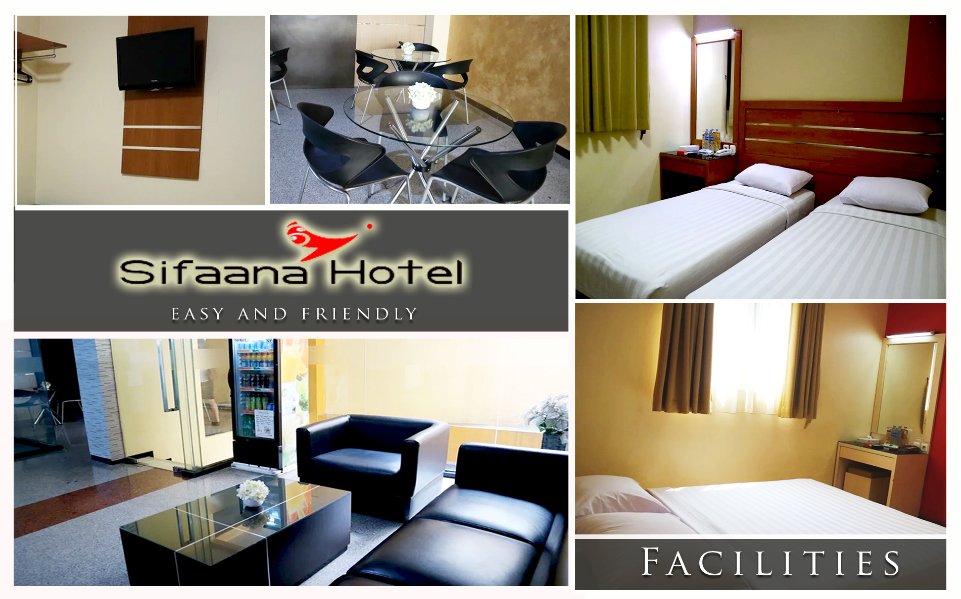 Sifaana Hotel Is A Smart Choice For Those Of You Who Looking Comfort And Ease In Doing Various Business While Enjoying Quality Time With Beloved